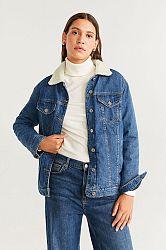 Mango - Džínová bunda Lisa