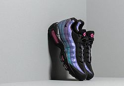 Nike Wmns Air Max 95 Rf Black/ Black-Laser Fuchsia EUR 37.5