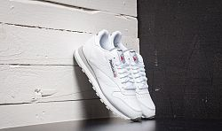 Reebok Classic Leather White/Light Grey EUR 42