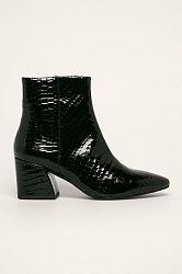 Vagabond - Kožené kotníkové boty Olivia